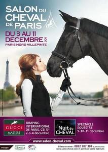 Salon du cheval 2011 unihorse for Adresse salon du cheval paris